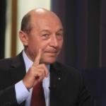 """Băsescu: """"Iohannis nu are adversar în momentul de faţă în cursa prezidenţială"""""""