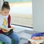 Cărți pentru cei care călătoresc cu tramvaiele prin Arad