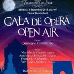 Ediția a X-a a Galei de Operă Open Air