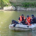 Bărbat, posibil înecat, căutat în râul Mureș