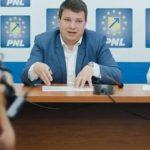 Consilierul municipal Bogdan Boca, desemnat președinte interimar al TNL Arad