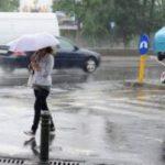 Informare meteo: Ploi cu descărcări electrice, în vestul țării