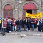 Proteste ale poștașilor din Arad. Ei vor salarii mai mari