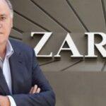 Fondatorul Zara a devenit cel mai bogat om din lume