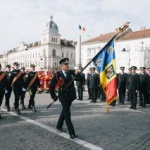ISU Arad a primit Drapelul de Luptă