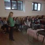 DGASPC Arad a organizat acțiuni în școli pe tema absenteismului și delincvenței juvenile