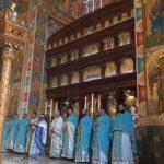 Acoperământul Maicii Domnului, sărbătorit la Mănăstirea Arad-Gai