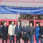 Alegeri parlamentare 2016. VEZI candidații ALDE Arad