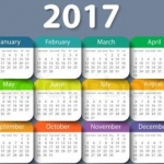 Câte zile libere vor avea românii în 2017