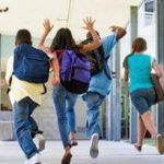Elevii din învăţământul primar şi preşcolarii, o săptămână de vacanţă