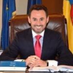 Primarul Falcă, reales în conducerea Asociației Municipiilor
