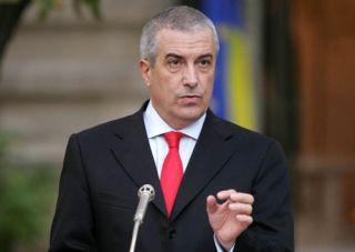 """Tăriceanu, despre alegerile prezidenţiale: """"Voi câştiga dacă voi candida"""""""