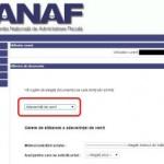 """ANAF: Rubrici noi pentru formularul """"Adeverinţă de venit"""""""