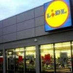 Magazinul Lidl din Aradul Nou, închis pentru modernizare