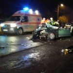 Accident în județul Arad. Două persoane au murit, iar cinci sunt rănite