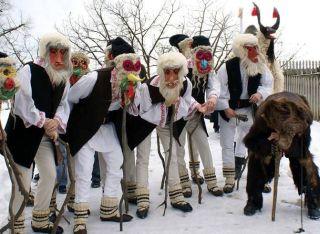 Obiceiuri de Anul Nou la români