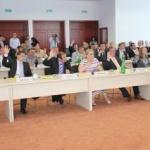 PSD vrea să schimbe majoritatea în CJ Arad, împreună cu UDMR