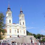 Targ caritabil, la Mănăstirea Maria Radna