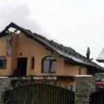 Incendiu la un salon de masaj din Vladimirescu