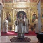 Sfântul Nicolae, sărbătorit la Catedrala arhiepiscopală din Arad