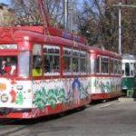 Intră în circulație tramvaiul lui Moș Crăciun. VEZI programul