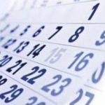 Zile libere în 2017. Calendarul sărbătorilor legale