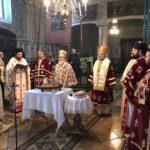 Sfântul Ierarh Sava al Serbiei, sărbătorit la Biserica sârbească din Arad