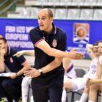 Bogdan Bulj, noul antrenor al echipei de baschet ICIM Arad