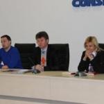 Întâlnire la Consiliul Judeţean cu operatorii din turism