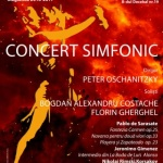 Concert sub bagheta maestrului Peter Oschanitzky
