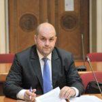 Audieri în Parlament. Dorel Căprar a scos ziariștii din sală