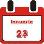 23 ianuarie, zi liberă pentru salariaţii din sectorul public