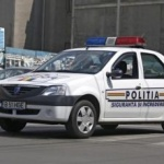 Inmnul de stat, difuzat în Arad de echipajele de poliție