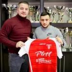 Robert Vîlceanu, noul jucător al UTA-ei