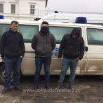 Turci prinşi pentru a doua oară încercând să iasă ilegal din ţară