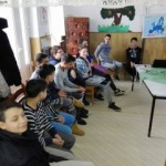 Activități de prevenire a consumului de stupefiante, în centrele DGASPC Arad