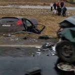 Accident la Zimandu Nou. O femeie a murit