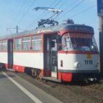 Un tramvai a deraiat între Arad și Vladimirescu
