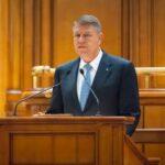 """Iohannis în Parlament: """"Grija primă a fost să vă ocupaţi de dosarele penalilor"""""""