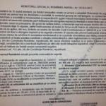 Ce scrie în ordonanţa de urgenţă pentru abrogarea OUG privind modificarea Codurilor penale