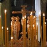 Credincioşii intră în Postul Paştilor