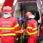 UPDATE 2 Mașină lovită de tren, în Aradul Nou. O persoană a fost rănită, iar una a decedat