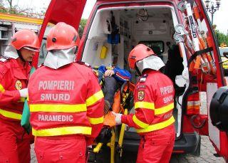 ISU Arad va avea ambulanţe SMURD, echipamente, pompe și ATV-uri