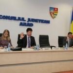 Proiecte aprobate în ședința Consiliului Județean Arad