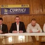 """Iustin Cionca: """"PNL Curtici este o organizație puternică"""""""