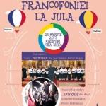 """Trupa de teatru francofon """"Amifran"""", la Gyula"""