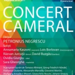 Concert cameral în Sala Regele Ferdinand