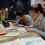 Evenimente culturale organizate de voluntari la muzeu