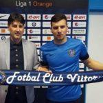 Arădeanul George Ţucudean a semnat un contract cu FC Viitorul
