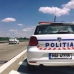 Arădean prins conducând cu 188 km/h pe A1 Deva-Nădlac